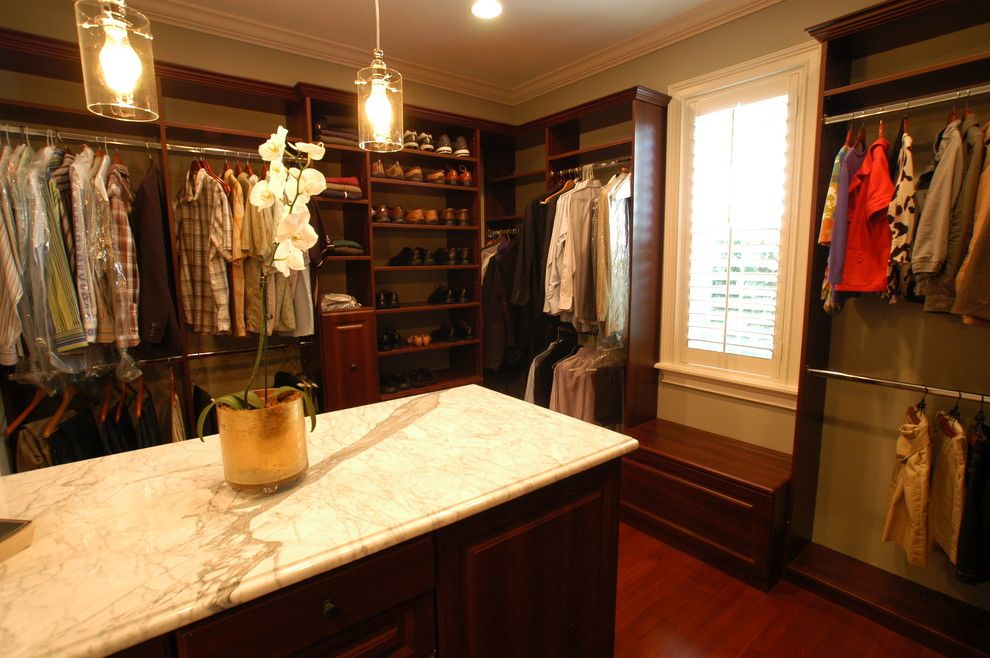 Kb Homes Orlando for a Traditional Closet with a Master Closet and Winter Park, Fl Traditional Master Suite by Basso Homes Inc