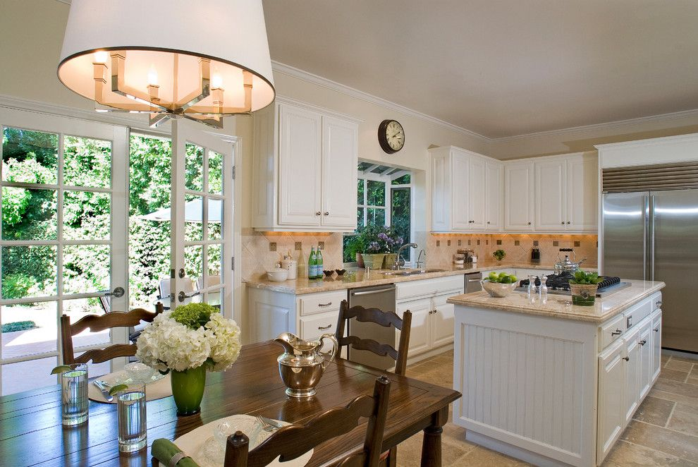 Kc Auto Paint for a Traditional Kitchen with a Traditional and Traditional Kitchen by Annetteenglish.com