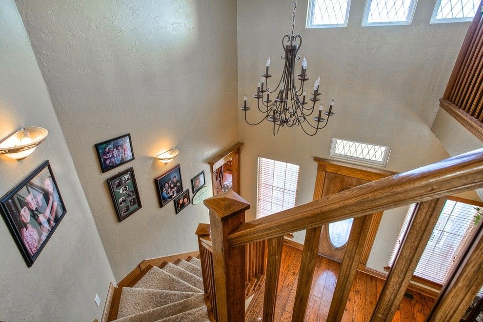 Keller Williams Chattanooga for a Farmhouse Staircase with a Horse and 18800 W Triplett Rd Cashion, Oklahoma Wyatt Poindexter Keller Williams Elite by Wyatt Poindexter of Keller Williams Elite