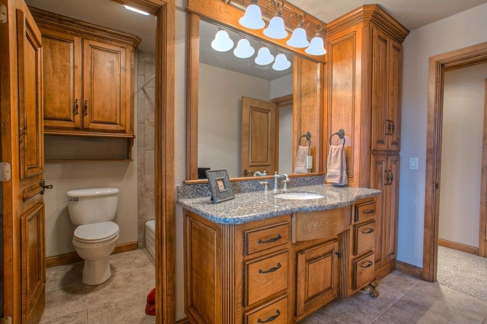 Keller Williams Chattanooga for a Rustic Bathroom with a Elite and 19700 N Macarthur Blvd Edmond, Ok   Wyatt Poindexter Keller Williams Realty by Wyatt Poindexter of Keller Williams Elite
