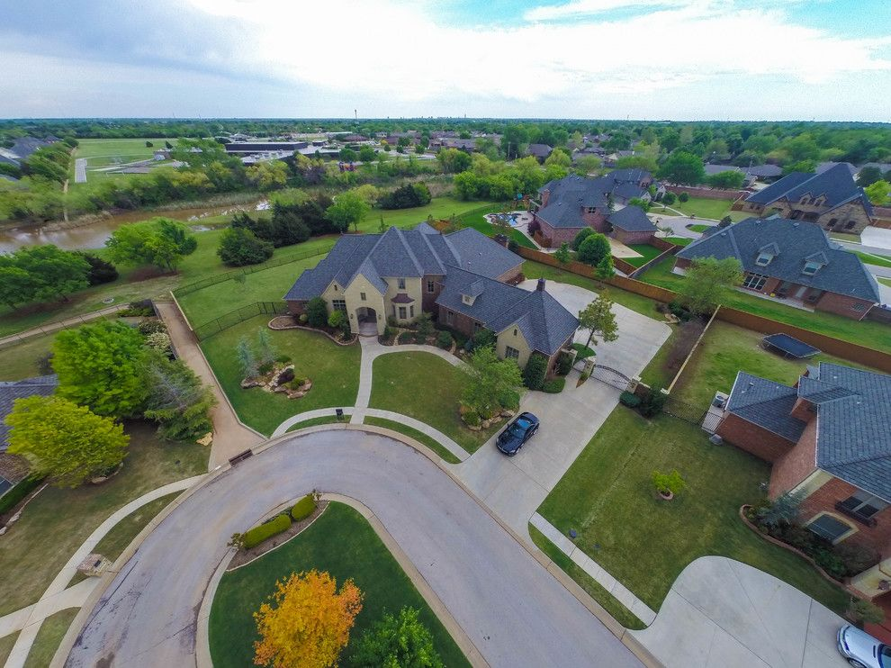 Keller Williams Chattanooga for a Transitional Exterior with a Luxury Home and 12416 Carriage Way Oklahoma City, Ok    Wyatt Poindexter Keller Williams Elite by Wyatt Poindexter of Keller Williams Elite
