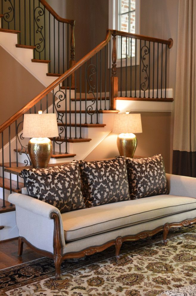 Keller Williams Nashville for a Transitional Entry with a Transitional and Entryway by Paige Williams Interior Design