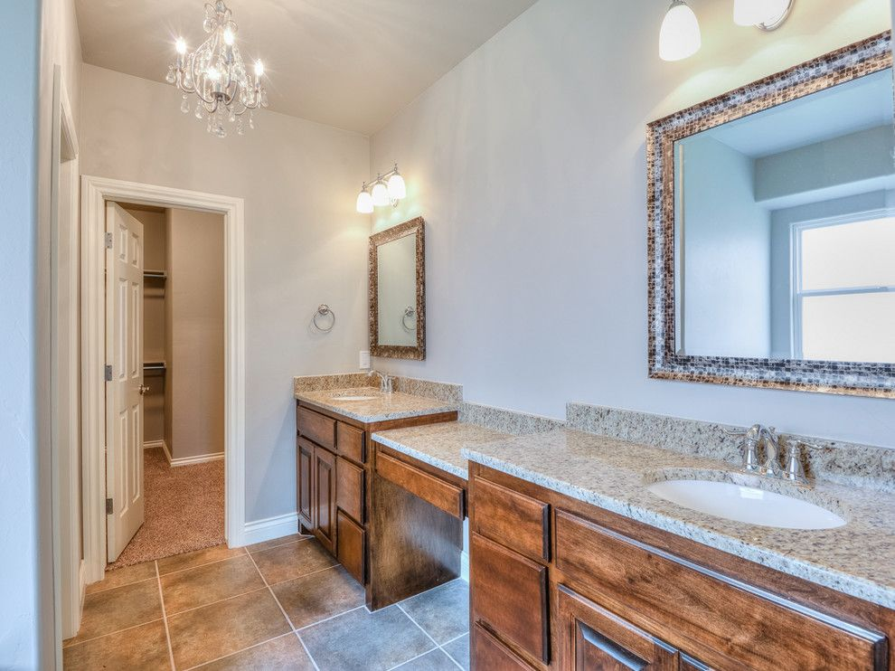 Keller Williams Tucson for a Transitional Bathroom with a Custom and 17325 Shadow Hawk Lane Edmond, Ok   Wyatt Poindexter Keller Williams Elite by Wyatt Poindexter of Keller Williams Elite