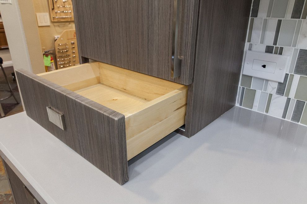 Kensho for a  Spaces with a Kitchen Craft and Kitchen's Etc. Showroom 2014 by Kitchens Etc. of Ventura County