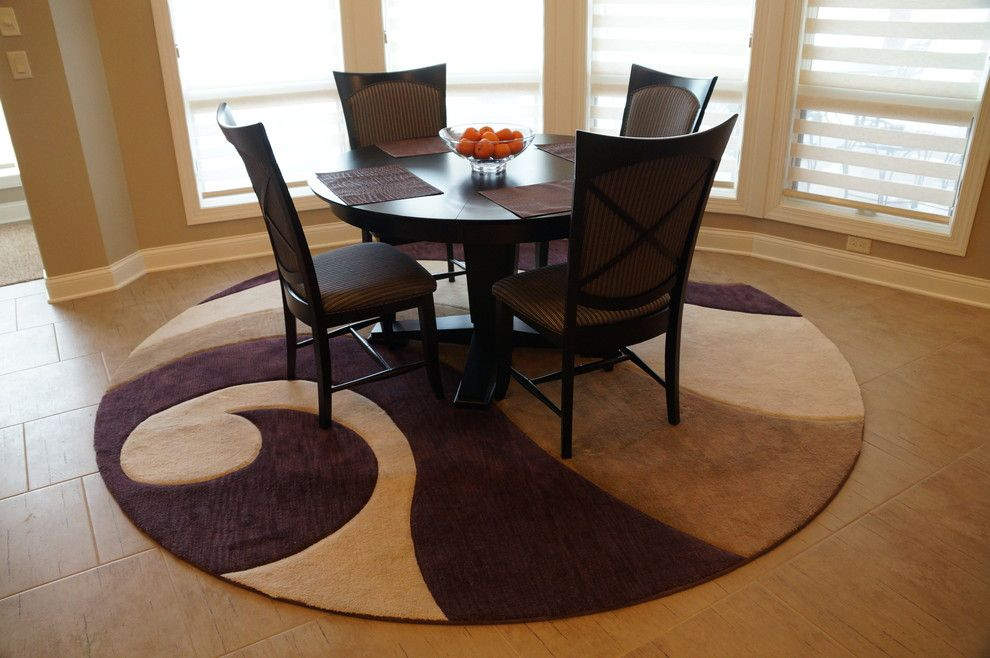 Kitchen Table Omaha for a Contemporary Kitchen with a Dark Wood and Our Gorgeous Kitchen & Bath Remodels by Kitchens by Design