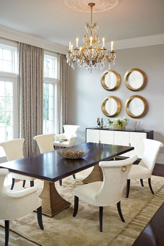 Knoxville Wholesale Furniture for a Contemporary Spaces with a Buffet and Dining by Birmingham Wholesale Furniture