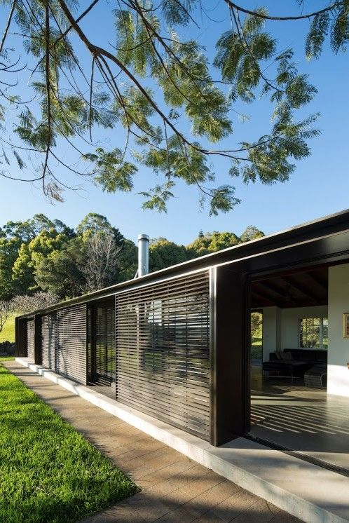 Koorsen Fire and Security for a Contemporary Exterior with a Stone House and National Architecture Awards   Shortlist by Australian Institute of Architects