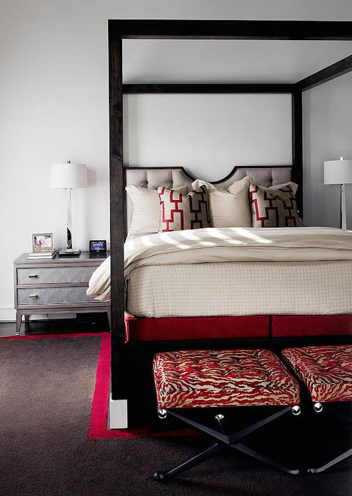 La Hacienda Houston for a  Bedroom with a Houston Decorator and Williams Home by Lamay Designs