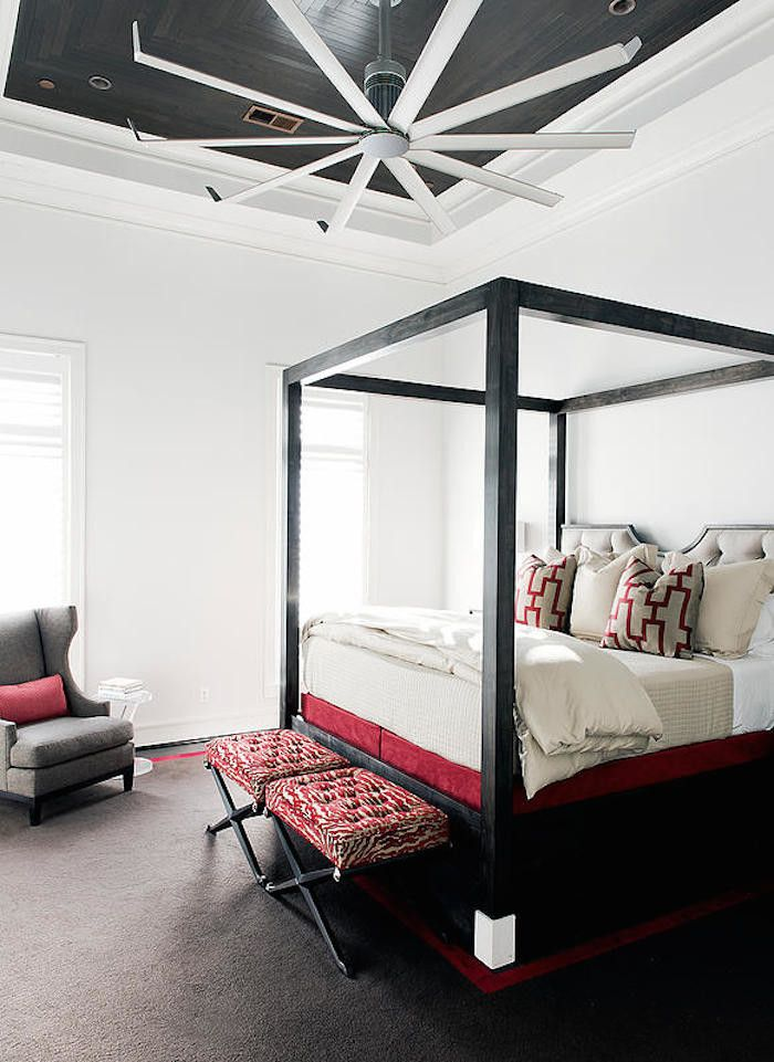 La Hacienda Houston for a  Bedroom with a Lamay Designs and Williams Home by Lamay Designs