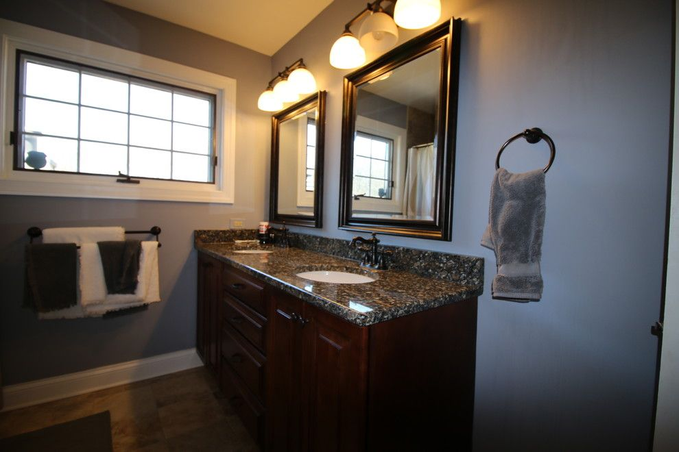 Lake County Ymca for a Contemporary Bathroom with a Lake County and Bathrooms by Ac Home Design Llc