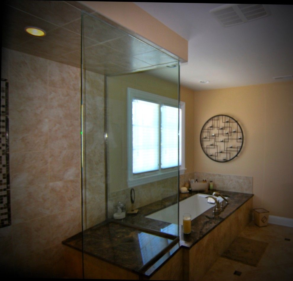 Lake County Ymca for a Contemporary Bathroom with a Modern Storage and D Andrea by Ac Home Design Llc