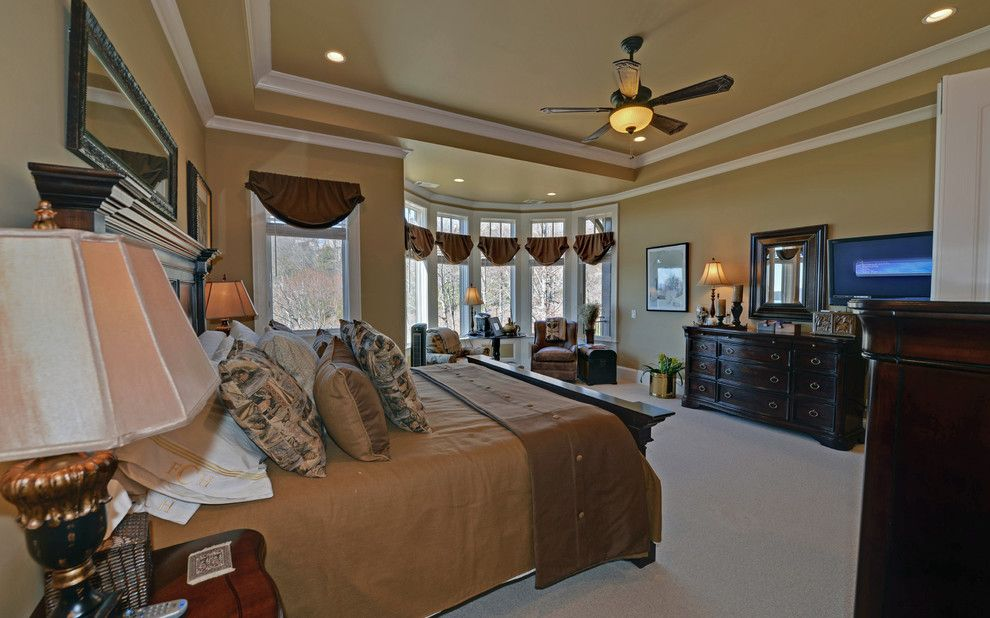 Lake Nona Country Club for a Craftsman Bedroom with a Burton Club and Waterfall Country Club / Lake Burton Club by Envision Web