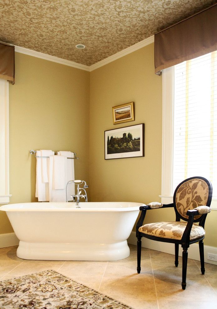 Lancasters for a Contemporary Bathroom with a Interior Design Lancaster and Chestnut Georgian by David Lyall Home & Design