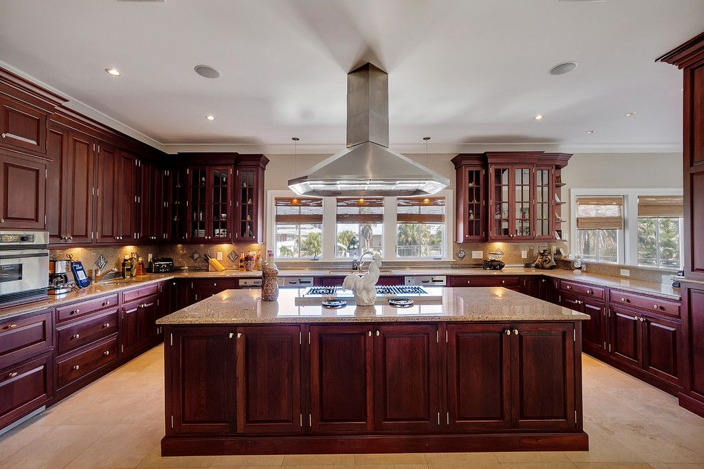 Laney Real Estate for a Traditional Kitchen with a Recessed Lighting and 267 Gulf Shore Drive by Emerald Coast Real Estate Photography