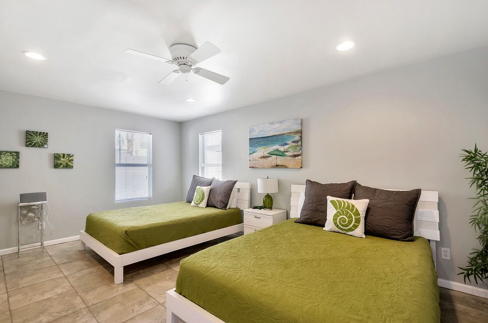 Larchmont Real Estate for a Beach Style Bedroom with a Emerald Coast Real Estate Photography and 4495 Ocean View by Emerald Coast Real Estate Photography