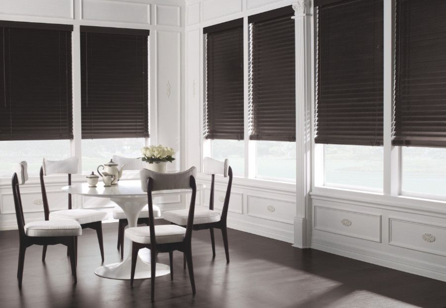 Levolor.com for a Modern Dining Room with a Horizontal Blinds and Levolor 2
