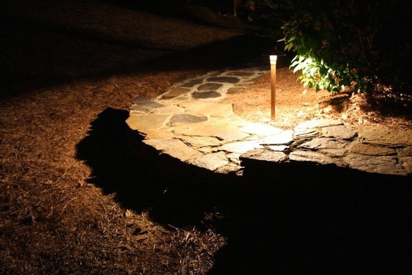 Lightscapes for a  Spaces with a  and Landscape Features by Southern Lightscapes
