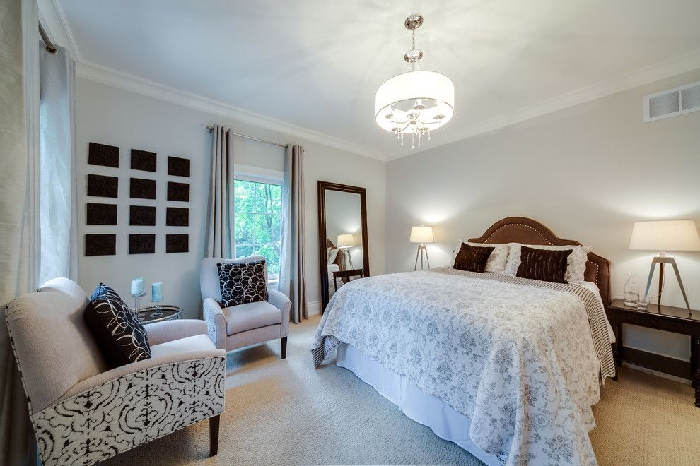 Lionsgate Homes for a Contemporary Bedroom with a Interior Designer and Custom Build Home by Lionsgate Design