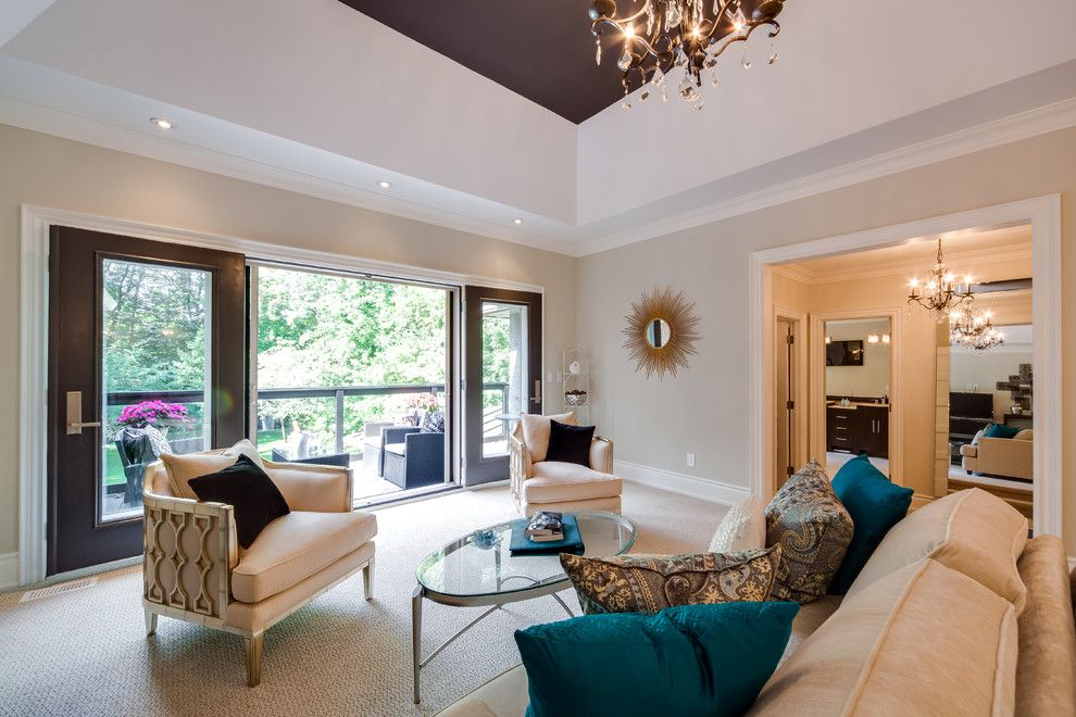 Lionsgate Homes for a Contemporary Bedroom with a Interior Renderings and Custom Build Home by Lionsgate Design