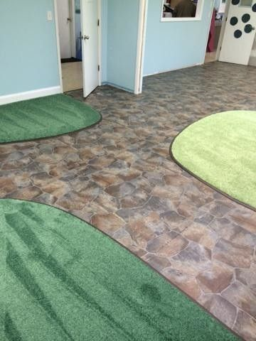 Little Learners Academy for a Eclectic Spaces with a Eclectic and Little Lambs Academy - Carpet and Vinyl by the Flooring Source