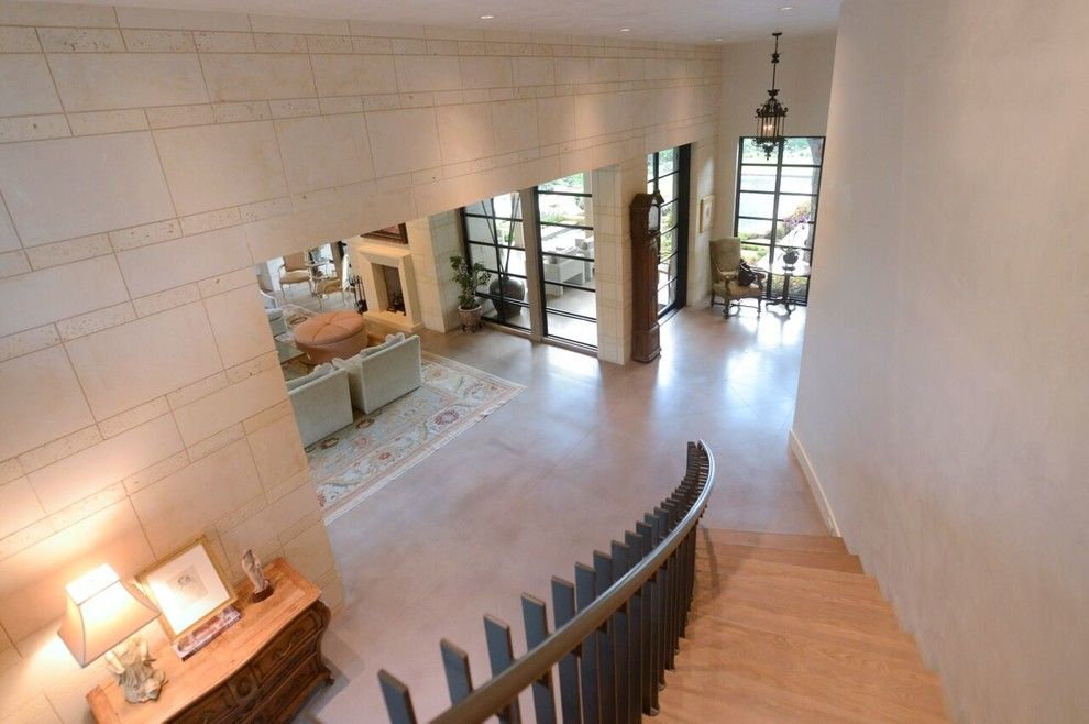 Lone Star Bbq for a Modern Staircase with a Modern and Modern Series by Lone Star Iron Doors