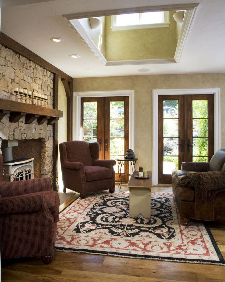 Los Gatos Spa for a Traditional Living Room with a South Peninsula Home Builder and Saratoga Jewelbox Custom Home by Conrado   Home Builders