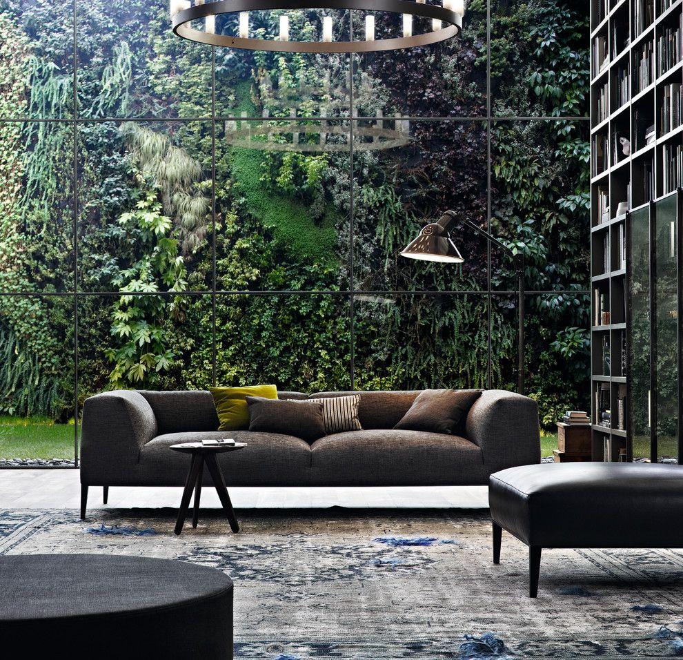 Lowes Alexandria La for a Contemporary Living Room with a Contemporary Furntiure and Poliform by Poliform Australia