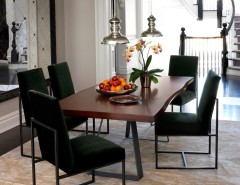 Lowes Danbury Ct for a Contemporary Dining Room with a Contemporary and Saloom Dining Room by Bloomingdale's