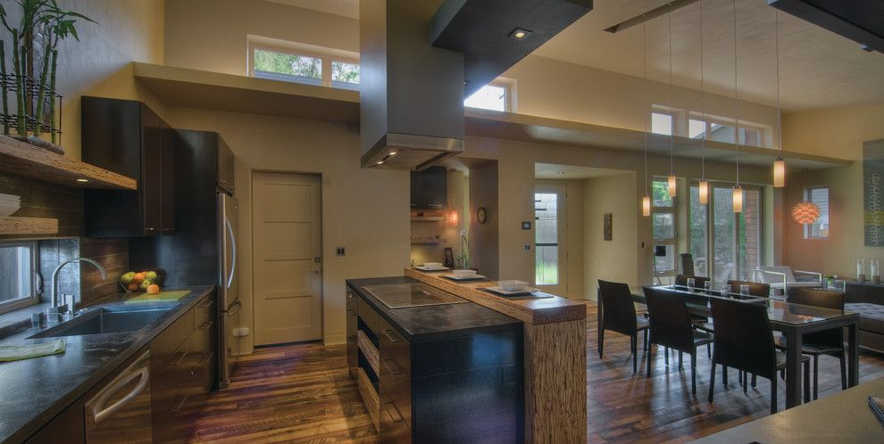 Lowes Eugene for a Transitional Kitchen with a Psl Cabinetry and Thesage by Arbor South Architecture