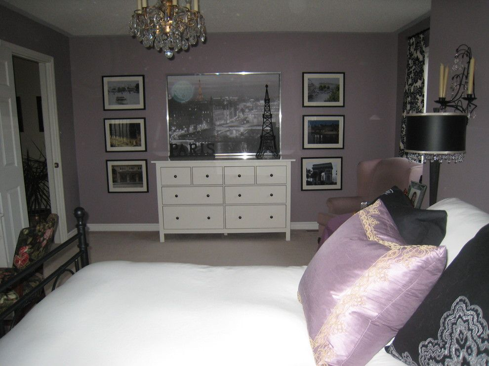 Lowes Hemet for a Eclectic Bedroom with a Paris and Teen Girl's Bedroom by Chic Decor & Design, Margarida Oliveira