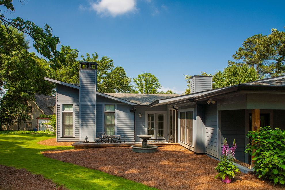 Lowes Hemet for a Traditional Exterior with a Atlanta and Buckhead Ranch   Whole House Renovation by Renewal Design Build
