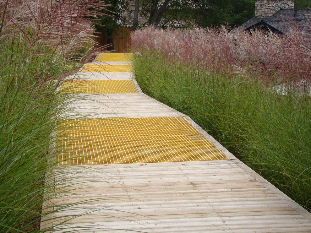 Lowes Huber Heights for a Contemporary Landscape with a Floor Detailing and Lafayette by Randy Thueme Design Inc.   Landscape Architecture