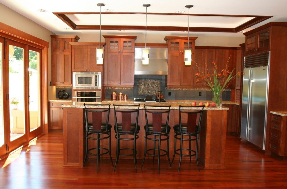 Lowes Issaquah for a Craftsman Kitchen with a Craftsman and Issaquah Custom Craftsman Home by Estate Homes Inc