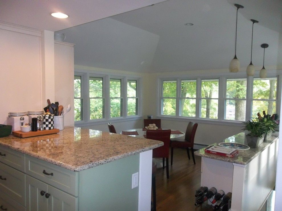 Lowes Nj for a Traditional Kitchen with a Traditional and Schuler Scottsdale Maple Kitchen   Newton, Nj by Lowe's of Newton, Nj