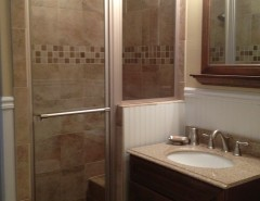 Lowes Nj for a Traditional Spaces with a Traditional and Bathroom & Laundry - Cresskill, NJ by Lowe's of Paramus, NJ