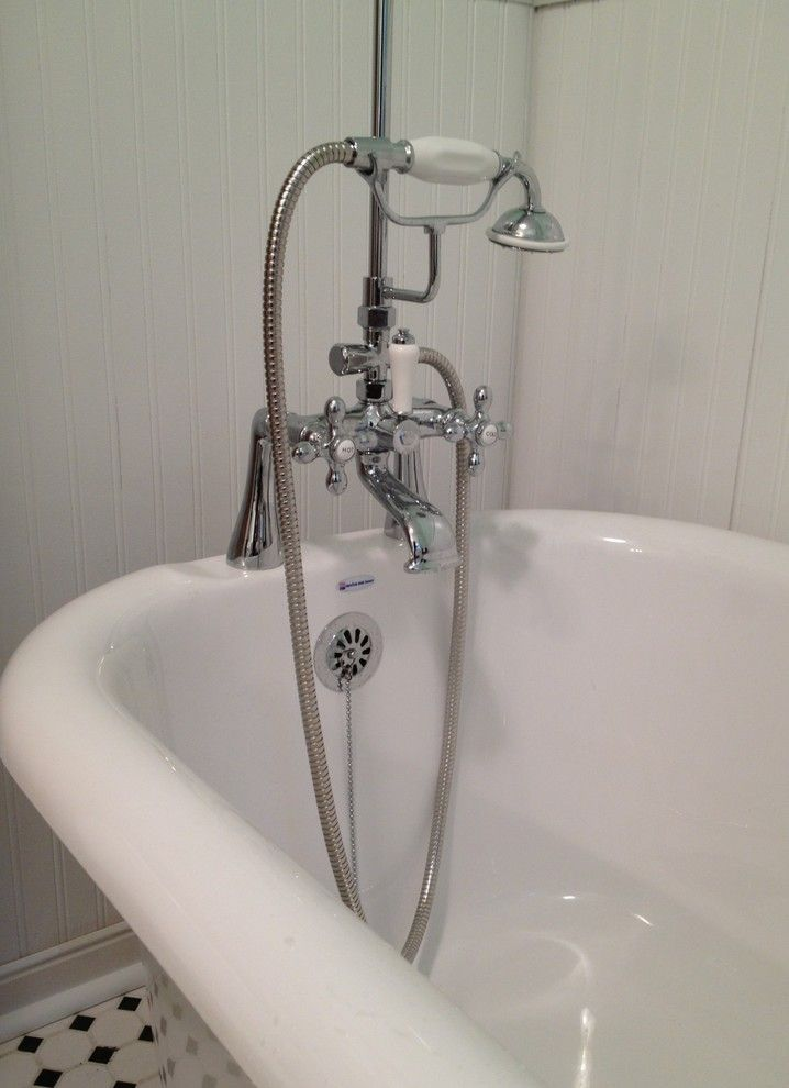 Lowes Nj for a Traditional Spaces with a Traditional and Vintage Bath Update   Cresskill, Nj by Lowe's of Paramus, Nj