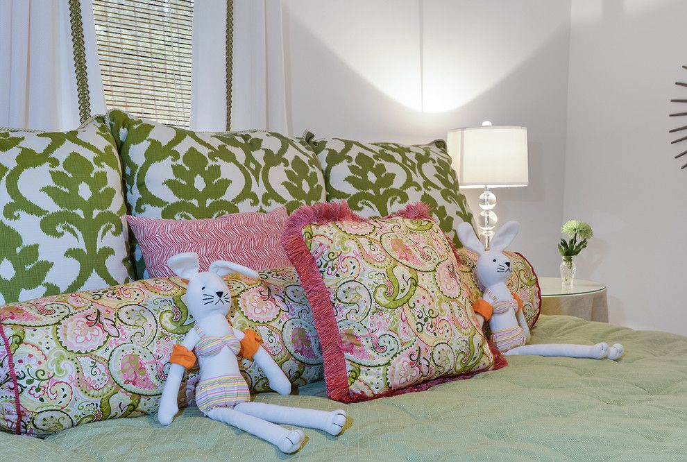 Lowes North Charleston for a Tropical Bedroom with a Tropical and Low Country Charm by William Quarles Photography