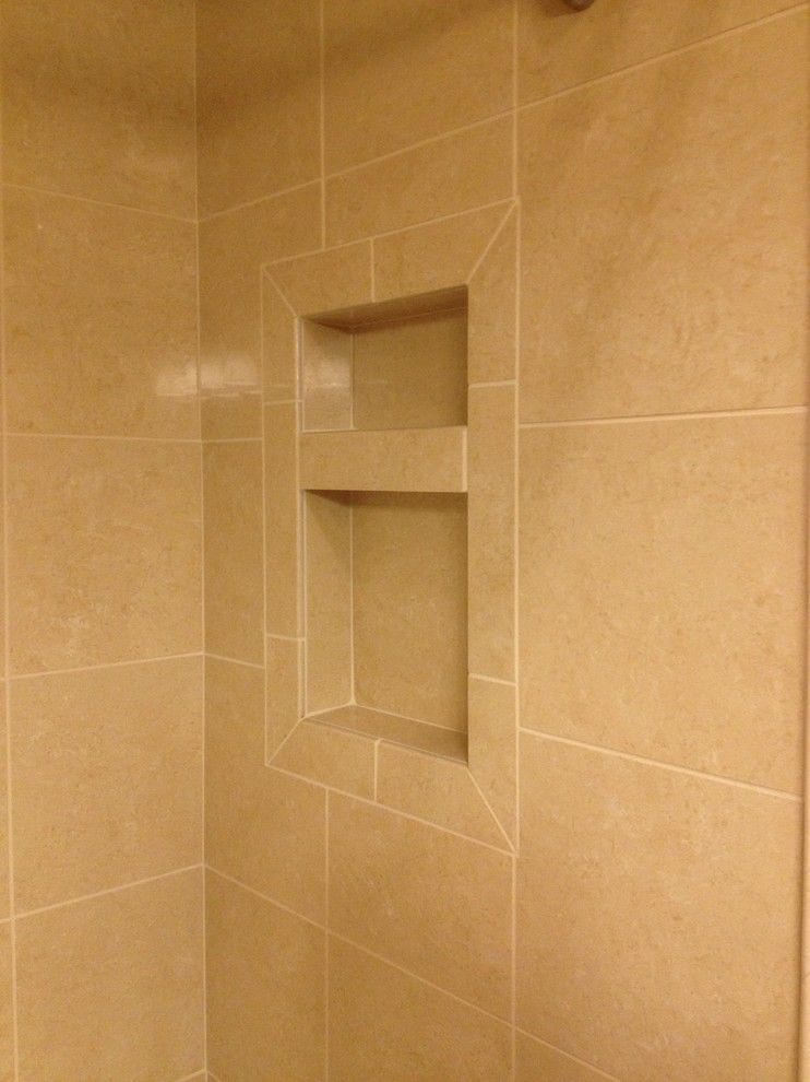 Lowes Palmyra Pa for a Traditional Bathroom with a Niche and Diamond Master Bathroom   Zameitra by Lowe's of Palmyra, Pa