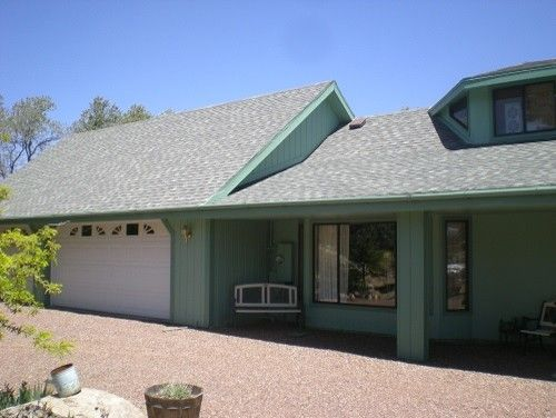 Lowes Prescott Az for a Traditional Exterior with a Exterior House Painting and Exterior Painting Projects in Prescott, AZ by CertaPro of Northern Arizona