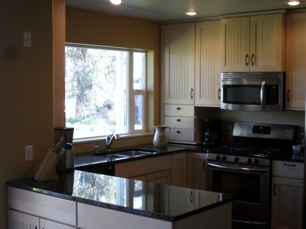Lowes Sacramento for a Eclectic Kitchen with a All Materials Found at Lowes and BARRON KITCHEN by Kimberly Henney W/ Lowe's of Citrus Heights CA