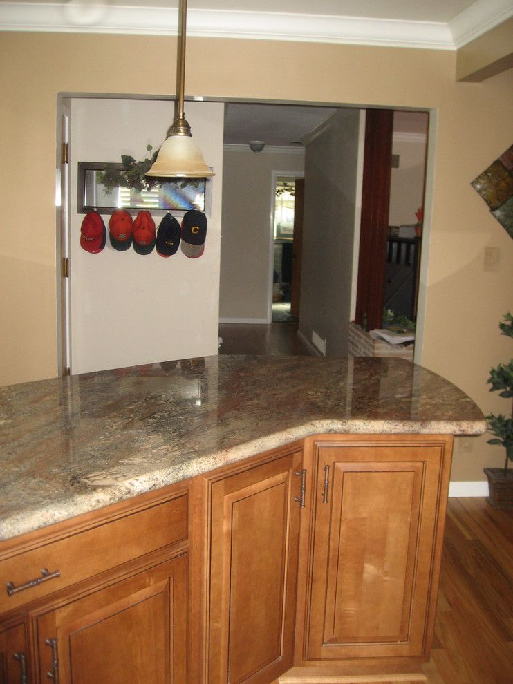 Lowes Sacramento for a Traditional Kitchen with a All Materials Found at Lowes and Alamo Kitchen by Kimberly Henney W/ Lowe's of Citrus Heights Ca