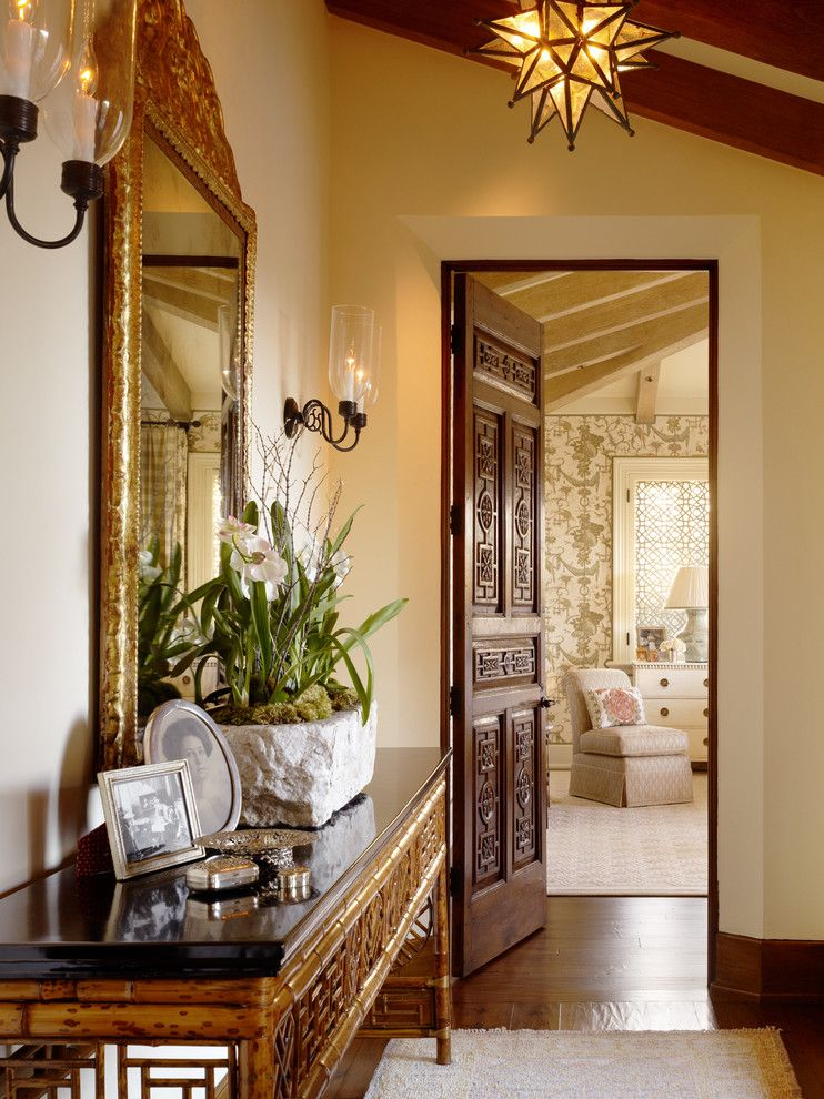 Lowes San Diego for a Traditional Hall with a Spanish and Enchanted Oaks by Tucker & Marks