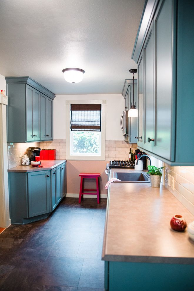 Lowes Seattle for a Victorian Kitchen with a 3x6 Subway Tile and Garden Oasis by Holly Loots, Akbd   Lowe's of Everett, Washington