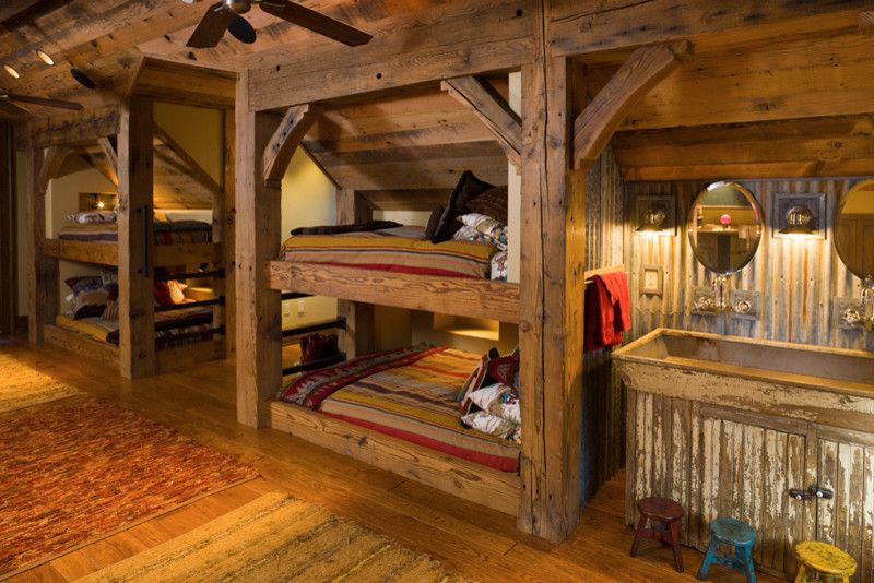 Lowes Surprise Az for a Traditional Bedroom with a Bunk Room and Traditional Bedroom by Locatiarchitects.com