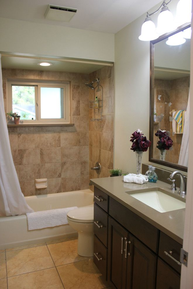 Lowes Tampa for a Rustic Spaces with a Rustic and Bathroom Remodels, Seffner, Fl by Lowe's of E. Brandon, Fl