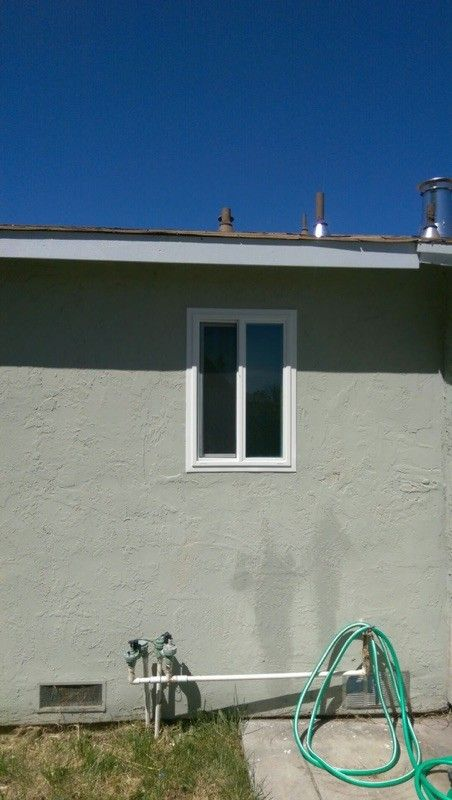 Lowes Vallejo for a  Spaces with a White Vinyl Windows and Window Installation by California Glass of Vallejo