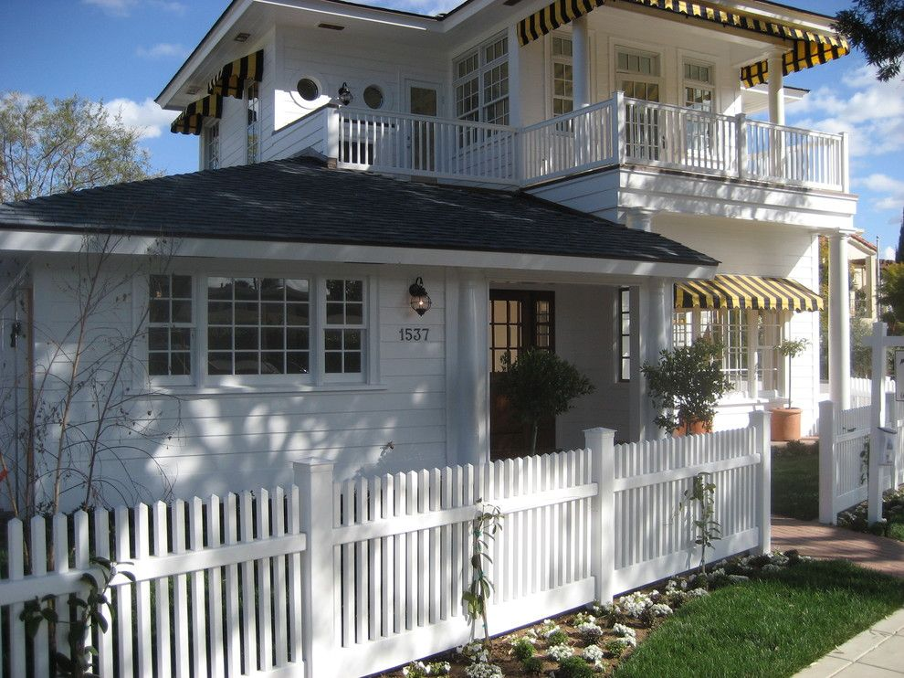 Lowes Vallejo for a Traditional Exterior with a Front Entrance and Bayview Entry by Flagg Coastal Homes