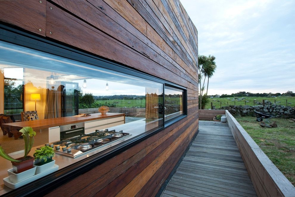 Lowes Yuba City for a Contemporary Deck with a Wood Exterior and Davy House by Creative Arch