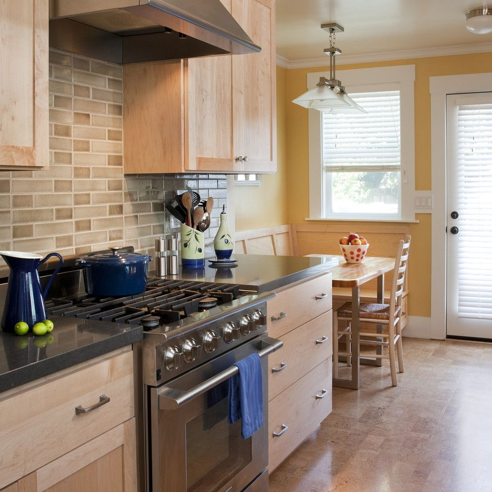 Lumber Liquidators Complaints for a Traditional Kitchen with a Wood Molding and Vintage Charm, in a Petit Home by Sustainable Home
