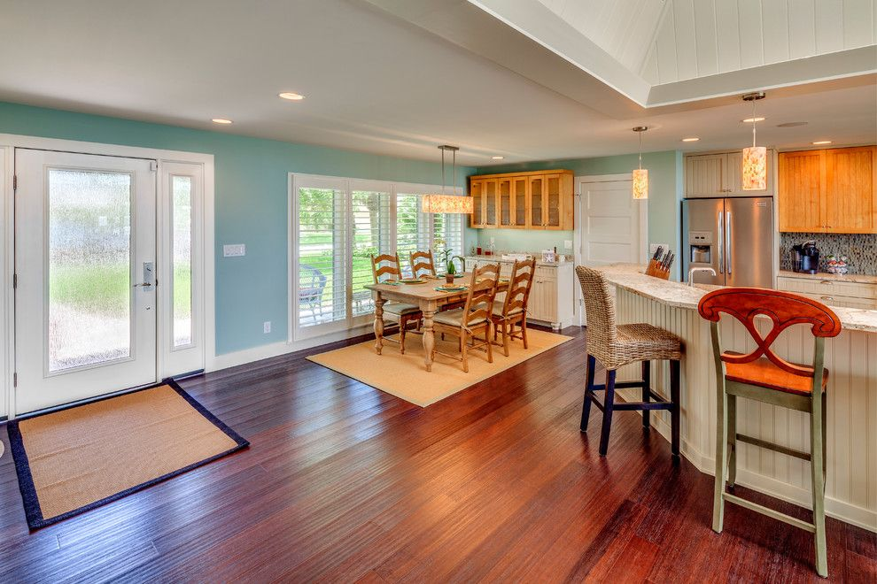 Lumber Liquidators Near Me for a Traditional Dining Room with a Traditional and Ranch House Renovation by Bud Dietrich, Aia
